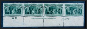 Sale Number 267, Lot Number 59, Columbian Issue$3.00 Columbian (243), $3.00 Columbian (243)