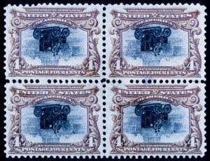 Sale Number 371, Lot Number 139, Pan-American Issue4c Pan-American, Center Inverted (296a), 4c Pan-American, Center Inverted (296a)