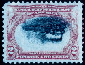 Sale Number 391, Lot Number 105, Pan-American Issue2c Pan-American, Center Inverted (295a), 2c Pan-American, Center Inverted (295a)