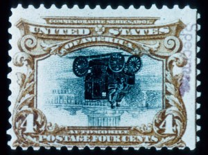 "Sale Number 391, Lot Number 107, Pan-American Issue4c Pan-American, Center Inverted ""Specimen"" Overprint (296b), 4c Pan-American, Center Inverted ""Specimen"" Overprint (296b)"