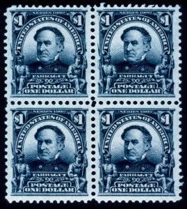Sale Number 391, Lot Number 108, 1902-08 Issue$1.00 Black (311), $1.00 Black (311)