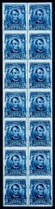 Sale Number 391, Lot Number 113, 1902-08 Issue5c Blue, Imperforate (315), 5c Blue, Imperforate (315)