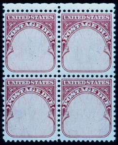 "Sale Number 391, Lot Number 196, Postage Due thru Revenue1c Postage Due, ""1"" Omitted (J89a), 1c Postage Due, ""1"" Omitted (J89a)"