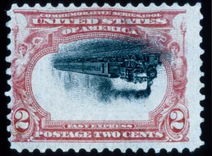Sale Number 428, Lot Number 132, Pan-American Issue2c Pan-American, Center Inverted (295a), 2c Pan-American, Center Inverted (295a)