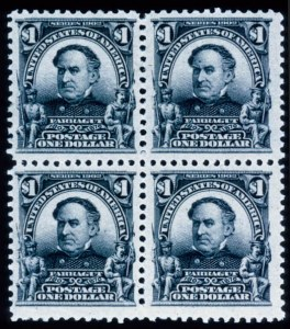 Sale Number 428, Lot Number 135, 1902-08 Issue$1.00 Black (311), $1.00 Black (311)