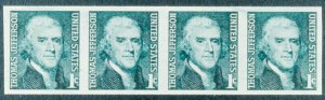 Sale Number 468, Lot Number 185A, 1922 and Later Issues1c Green Coil, Imperforate (1299b), 1c Green Coil, Imperforate (1299b)