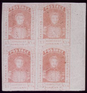 Sale Number 489, Lot Number 289, U.S. Possessions1868, 13c Dull Rose, Re-Issue (11), 1868, 13c Dull Rose, Re-Issue (11)