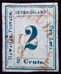 Sale Number 489, Lot Number 292, U.S. Possessions1859, 2c Light Blue on Bluish White (13), 1859, 2c Light Blue on Bluish White (13)
