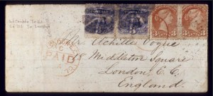 Sale Number 510, Lot Number 103, 1869 Pictorial Issue3c Ultramarine (114). Horiz, 3c Ultramarine (114). Horiz