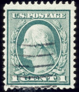 Sale Number 510, Lot Number 197, 1922 and Later Issues1c Green, Rotary (544), 1c Green, Rotary (544)