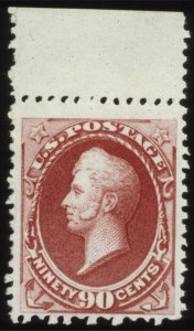 Sale Number 560, Lot Number 165, 1870-93 Bank Note Issues1c-90c Bank Note Special Printings (167-177), 1c-90c Bank Note Special Printings (167-177)