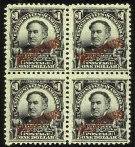 Sale Number 560, Lot Number 364, U.S. PossessionsPHILIPPINES, 1901, $1.00 Black (237), PHILIPPINES, 1901, $1.00 Black (237)