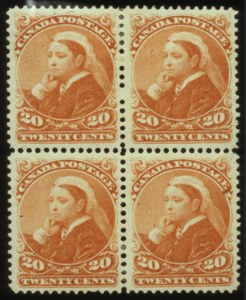 Sale Number 560, Lot Number 381, General Foreign1893, 20c Vermilion (46), 1893, 20c Vermilion (46)