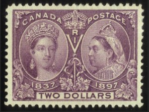 Sale Number 560, Lot Number 382, General Foreign1897, $2.00 Jubilee (62), 1897, $2.00 Jubilee (62)