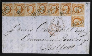 Sale Number 579, Lot Number 591, General ForeignNETHERLANDS, 1852, 15c Orange (3), NETHERLANDS, 1852, 15c Orange (3)