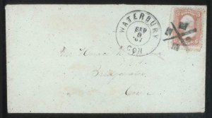 Sale Number 596, Lot Number 203, 1861-66 Issue,