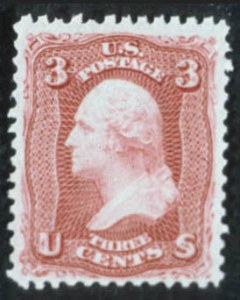 Sale Number 596, Lot Number 205, 1861-66 Issue3c Lake (66), 3c Lake (66)