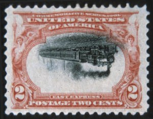Sale Number 618, Lot Number 179, Pan-American Issue2c Pan-American, Center Inverted (295a), 2c Pan-American, Center Inverted (295a)