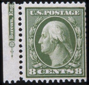 Sale Number 618, Lot Number 189, Later Issues8c Olive Green, Bluish (363), 8c Olive Green, Bluish (363)