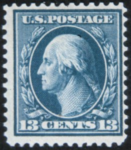 Sale Number 618, Lot Number 190, Later Issues13c Blue Green, Bluish (365), 13c Blue Green, Bluish (365)