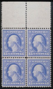 Sale Number 618, Lot Number 191, Later Issues15c Pale Ultramarine, Bluish (366), 15c Pale Ultramarine, Bluish (366)