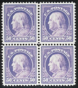 Sale Number 618, Lot Number 193, Later Issues50c Violet (421), 50c Violet (421)