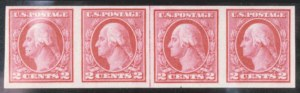 Sale Number 618, Lot Number 197, Later Issues2c Carmine, Imperforate Coil (459), 2c Carmine, Imperforate Coil (459)
