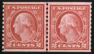 Sale Number 618, Lot Number 204, Later Issues2c Carmine Coil, Ty. II (491), 2c Carmine Coil, Ty. II (491)