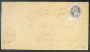 Sale Number 632, Lot Number 188, 1851-56 Issue3c Red (11), 3c Red (11)