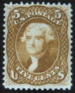 Sale Number 632, Lot Number 252, 1861-66 Issue5c Buff (67), 5c Buff (67)