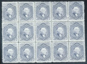 Sale Number 632, Lot Number 270, 1867-68 Grilled Issues24c Gray Lilac, f. Grill (99), 24c Gray Lilac, f. Grill (99)