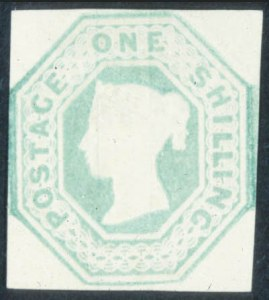 Sale Number 632, Lot Number 565, General Foreign1847, 1sh Green (5), 1847, 1sh Green (5)