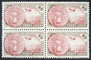 Sale Number 632, Lot Number 573, General ForeignMEXICO, 1934, 20c-20p University (C54-C61), MEXICO, 1934, 20c-20p University (C54-C61)