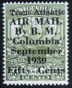 "Sale Number 632, Lot Number 576, General Foreign-----, 1930, 50c ""Columbia"" (C5), -----, 1930, 50c ""Columbia"" (C5)"