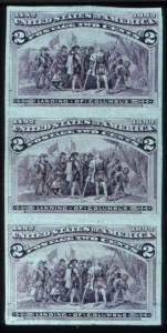 Sale Number 645, Lot Number 194, Columbian Issue2c Columbian, Imperforate (231b), 2c Columbian, Imperforate (231b)