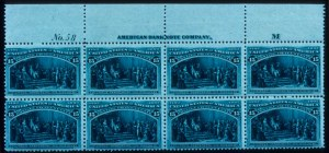 Sale Number 645, Lot Number 196, Columbian Issue15c Columbian (238), 15c Columbian (238)