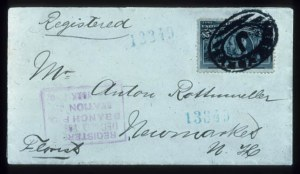 Sale Number 645, Lot Number 218, Columbian Issue$5.00 Columbian (245), $5.00 Columbian (245)