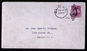 Sale Number 708, Lot Number 477, U.S. Possessions-----, 1926, 4c Carmine, Inverted Overprint (C2a), -----, 1926, 4c Carmine, Inverted Overprint (C2a)