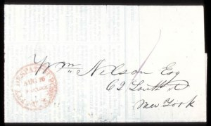 Sale Number 745, Lot Number 219, City Despatch PostU.S. City Despatch Post, Aug, U.S. City Despatch Post, Aug