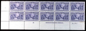 Sale Number 745, Lot Number 658, Columbian Issue6c Columbian (235), 6c Columbian (235)