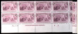 Sale Number 745, Lot Number 659, Columbian Issue8c Columbian (236), 8c Columbian (236)