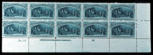 Sale Number 745, Lot Number 662, Columbian Issue15c Columbian (238), 15c Columbian (238)