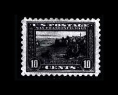 Sale Number 761, Lot Number 1361, 1898 Trans-Mississippi thru Washington-Franklins1c-10c Panama-Pacific (397-404), 1c-10c Panama-Pacific (397-404)