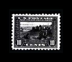 Sale Number 761, Lot Number 1366, 1898 Trans-Mississippi thru Washington-Franklins1c-10c Panama-Pacific, Perf 10 (401-404), 1c-10c Panama-Pacific, Perf 10 (401-404)