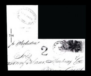 Sale Number 761, Lot Number 754, 1861-68 and 1869 Pictorial Issue Covers10c Yellow (116), 10c Yellow (116)