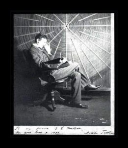 Sale Number 764A, Lot Number 285, Inventors and ScientistsNikola Tesla, Nikola Tesla