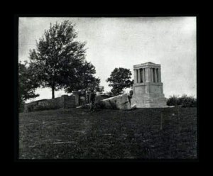 "Sale Number 764A, Lot Number 545, Photographs""Tomb of Mary Washington, ""Tomb of Mary Washington"