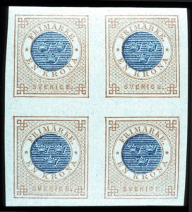 Sale Number 767, Lot Number 497, General ForeignSWEDEN, 1877, 3ö-1k Numerals, Imperforate (28a-38a, Facit 28v1-38v1), SWEDEN, 1877, 3ö-1k Numerals, Imperforate (28a-38a, Facit 28v1-38v1)