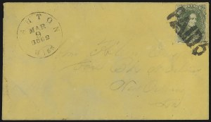 Sale Number 795, Lot Number 565, General Issues  Scott Nos. 1-55c Green, Stone 1-2 (1), 5c Green, Stone 1-2 (1)