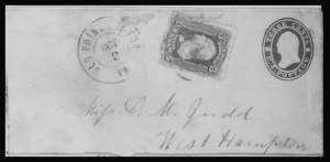 Sale Number 801, Lot Number 774, P.O.W. and Flag-of-Truce Mail(Andersonville Ga.), (Andersonville Ga.)